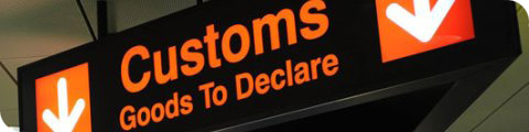 Customs clearance 480x120